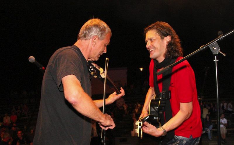 Kalle und Sven von Projekt41 - Foto © Silvio Liebe