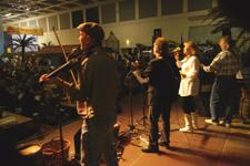 Green Island live in den Messehallen Berlin
